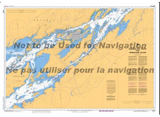 St Lawrence River World Map.1437l Laminated St Lawrence River Shop Online At Worldofmaps Com