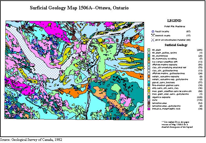 A guide to the geology of the Ottawa district (Book, 1969 ...