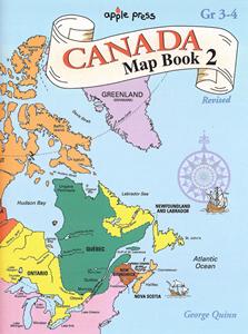 Canada map book 2 grade 3 4 canada map book 2 grade 3 4 shop canada map book 2 grade 3 4 gumiabroncs Gallery
